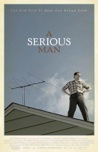 (newhorizon A Serious Man Movie Poster 16'' x 25'' NOT A DVD)