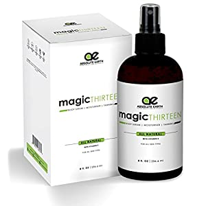 Body Serum + Skin Moisterizer + Dark Golden Tan + VITAMIN E - ALL NATURAL PRODUCT - LOOK + FEEL AMAZING - HOLLYWOOD'S best kept secret! by Absolute Earth, 8 fl. oz