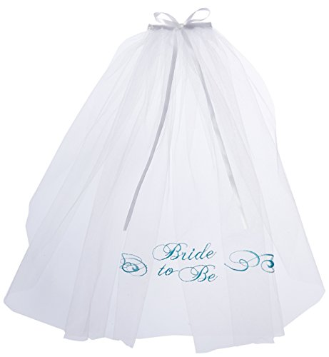Lillian Rose Bride To Be Bachelorette Party Veil