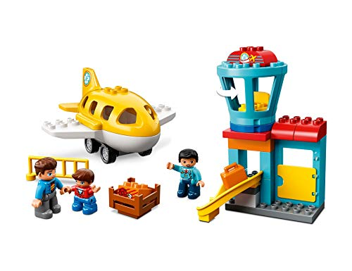 LEGO Duplo 10871 - Flughafen, Ideales Spielzeug für Kinder im Alter von 2 bis 5 Jahren 2