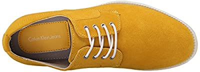 CK Jeans Men's Dwight Suede Trans Oxford