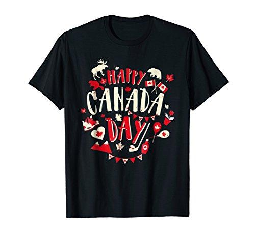 Canada Day Shirt   Happy Canada Day Tshirt