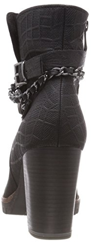 Premio Femme Ant 096 Motardes Marco Noir 25459 Bottes comb Tozzi Black 31 S6wxYqn5Cf