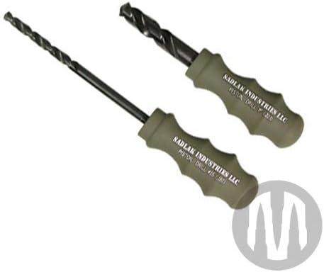 B003MA1VEY Sadlak Industries M14/M1A Cleaning Drill Set 418sxQKEZpL