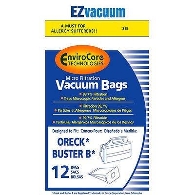 nister Vacuum Bags - PKBB12DW, O- PKBB12DW ()