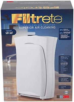 Purificador de aire Filtrete Ultra Clean, zona para cajón de hasta 14 cm también contra el polen y los ácaros del polvo apto, Color, FAP02: Amazon.es: Bricolaje y herramientas