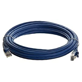 RiteAV - Cat5e Network Ethernet Cable - Blue 7