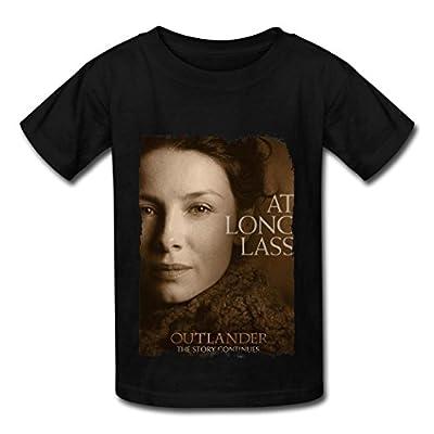 Summer Kid's Outlander Movie 2016 T shirt For Boys Girls