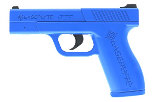 LaserLyte Laser Trainer Pistol Full Size GLOCK 19 familiar size weight and feel RESETTING TRIGGER at 5.5 lb is ready to shoot after every pull FIRES a laser dot when - Pistols Sig 357