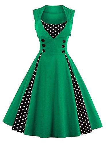 Smile YKK Klassisches Design 80er Damen Plissee Kleid Vintage Kleid ...
