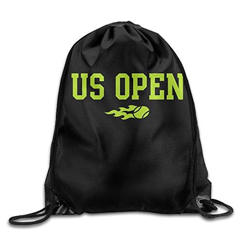 IYaYa US Open 2016 Drawstring Backpack Gym Bag