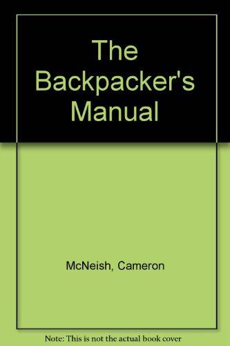 Backpacker's Manual
