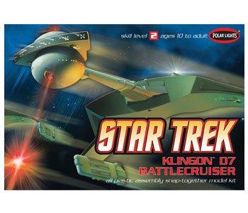 1/1000 Star Trek Klingon D7 Battlecruiser ()