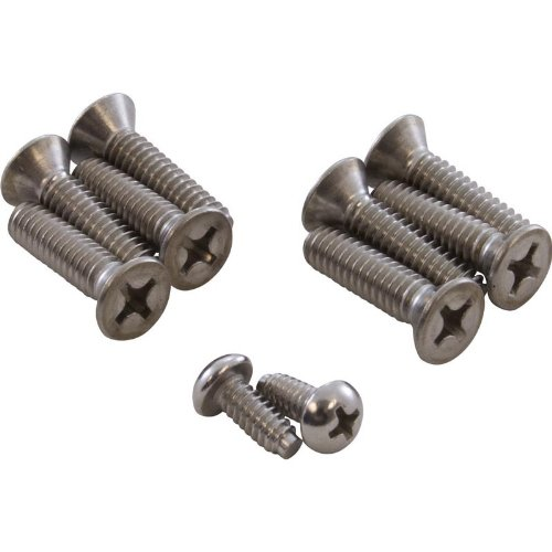 Pentair Replacement Parts - Screw kit, niche, American 8 hole Replacement Parts - Pentair Kit American