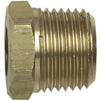 Campbell Hausfeld PA1113 1/2-in NPT(M) to 1/4-in NPT(F) Reducer Bushing by Campbell Hausfeld