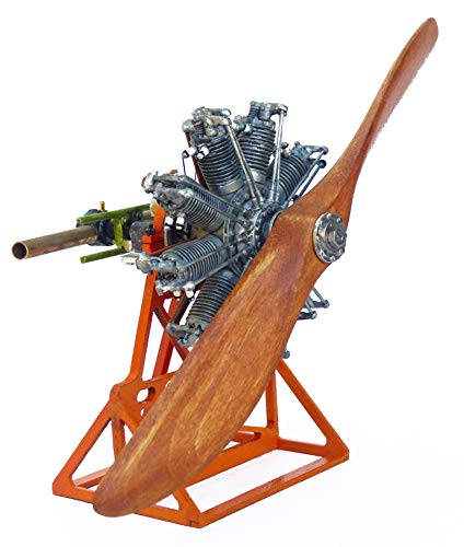 Model Airways MA1031 Sopwith Camel Clerget Rotary Engine for sale  Delivered anywhere in USA