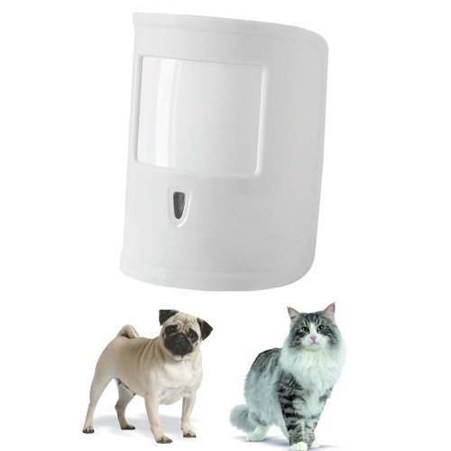 ERAY HW-04C Wireless Pet Immune PIR Motion Detector Sensor for ERAY Home Security Alarm System Wireless Pet Immune Detector