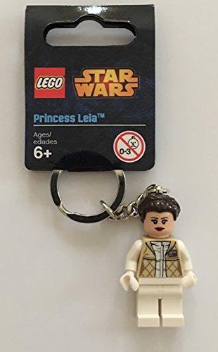 LEGO Star Wars Princess Leia Minifigure Key Chain 850997]()