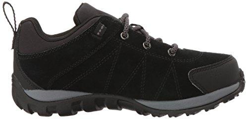 Columbia Youth Venture, Zapatillas de Deporte Exterior Unisex Niños Negro (Black/ Graphite)