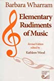 img - for Elementary Rudiments of Music book / textbook / text book