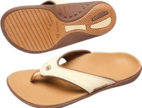 Toe Coffee Women's Spenco Orthotic Post Yumi Caramel Sandal O6wfq4F