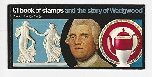 Great Britain, Postage Stamp, BK144 Booklet Mint NH, 1972 Complete, JFZ