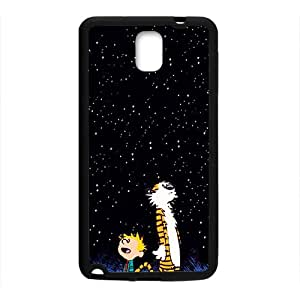 ZXCV Dark night star boy and tiger Cell Phone Case for Samsung Galaxy Note3