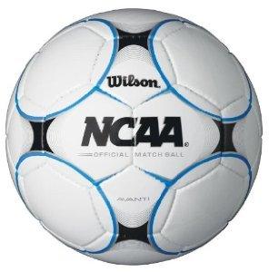 - Wilson Avanti NCAA Championship Match Soccer Ball