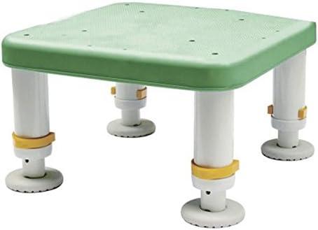 シンエイテクノ ダイヤタッチ浴槽台 レギュラーサイズ グリーン 15-25 SYR15-25