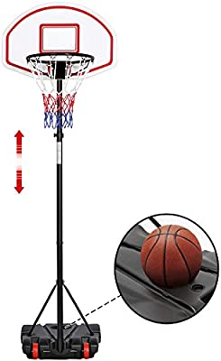 Basket Ball Net Post NEW Sure Shot Portable Basketball Unit with EB Backboard