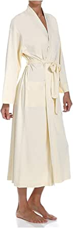 P-Jamas Butterknits Long Wrap Robe (355660)