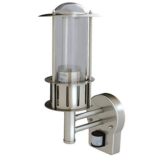 824003 Initialis Applique Montante Fonte Alu D'aluminium Détection À NnOvwm80