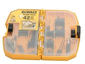 Advanced DeWalt DT7934 42 piezas Taladro/destornillador T ...