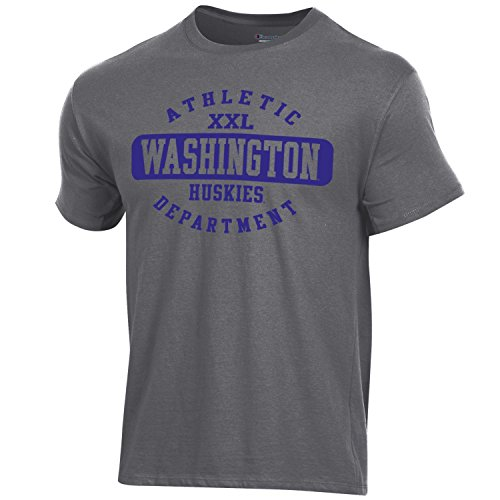 c804c67f4a288 Washington Huskies Basketball Jerseys. Champion NCAA Washington Huskies  Men s Ringspun Short Sleeve T-Shirt ...
