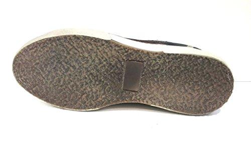 Bullboxer Schnürschuh, Größe 41, Antikleder darkbrown, 372-K2-3568A