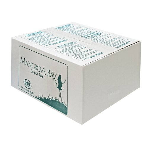 Mangrove Bay Iced Tea Passion Fruit 48/1oz Loose Tea Packs ()