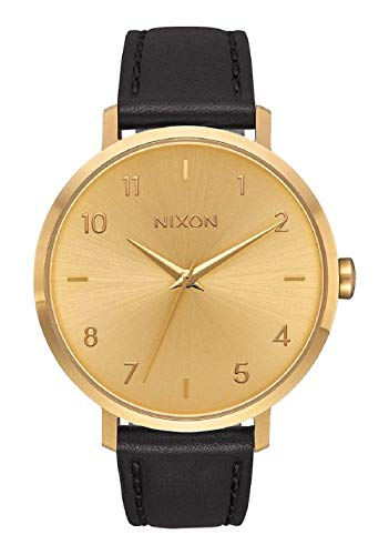 Nixon Arrow Casual Women s Watch 38mm. Leather Band