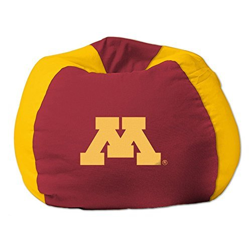 Northwest COL 158 College Bean Bag Chair NCAA Team: Minnesota