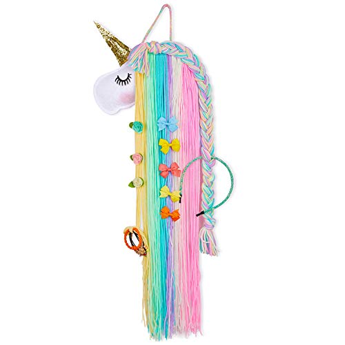 Basumee Unicorn Hanging Organizer Rainbow product image