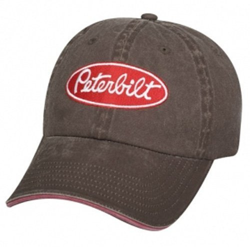 Peterbilt Motors Pigment Dyed Cap by BDA