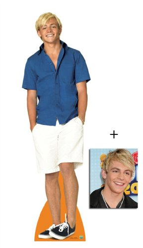 Fan Pack - Brady (Ross Lynch) Lifesize Cardboard Cutout / Standee - Includes 8x10 (20x25cm) Star Photo -