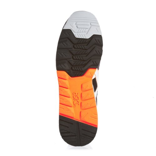 Asics Gt-Ii, Zapatillas de Running Unisex Adulto Negro / Naranja