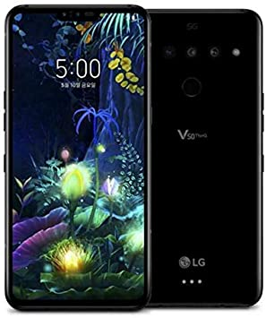 LG V50 ThinQ 5G 128GB 6GB RAM Black: Amazon.es: Electrónica