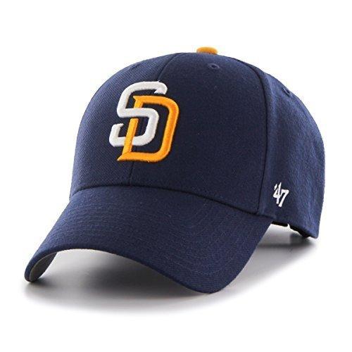 (San Diego Padres MVP Adjustable Cap,Royal blue)