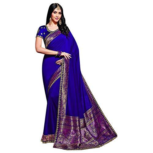Jari Ethnic Sari Indiano Heavy Bollywood Work Bridal Sera Emporium Silk Di Abiti 7163 Sposa Da Designer awf1aq6