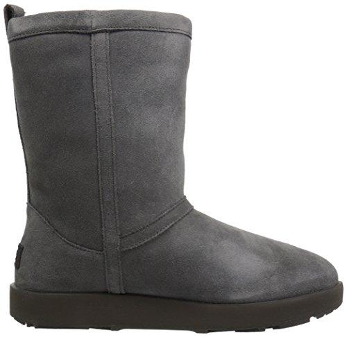 High Boot Metal Waterproof Women's Top Classic Short Sheepskin UGG BZ0wI8qw