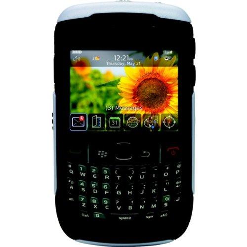 OtterBoxBlackBerry Curve 8500 Commuter Case - Ardoise Slate/Blac
