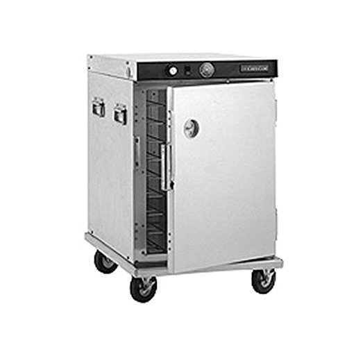 CresCor H-339-188-CZ Half Height Mobile Correctional Enclosed Cabinet