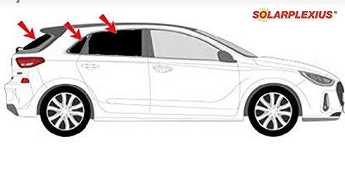 Sonnenschutz CLI0078233ABC f/ür die Autoscheiben Sonniboy