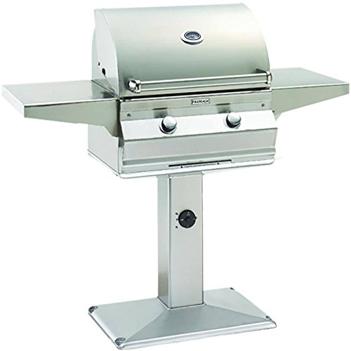Fire Magic Choice C430i Natural Gas Grill On Patio Post - ()